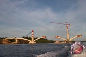 Biaya Akses Jalan Ke Jembatan Pulau Balang Capai Rp1,7 Triliun