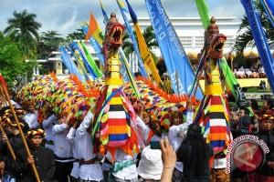 Erau, Pesta Budaya Potensial Angkat Pariwisata Kukar