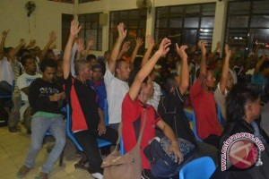Pemerintah Malaysia Deportasi 170 WNI Melalui Nunukan