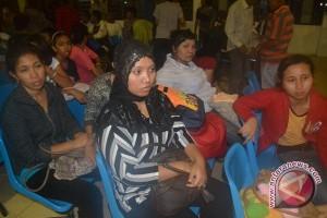 TKI Tujuan Sarawak Ditolak Masuk Melalui Sabah