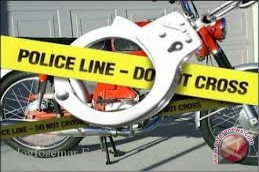 Polres Ungkap Enam Kasus Pencurian Kendaraan Bermotor