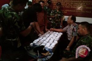 Penyidik Identifikasi Penadah 4,25 Kg Sabu-Sabu