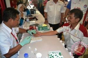 Menpora Donor Darah