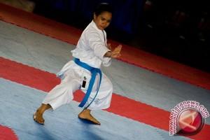 Pelatih Karate Kaktim Berharap Perpanjangan Latihan di Medan