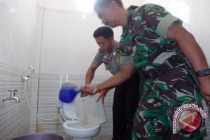 Polres Paser Musnahkan 116 gram Sabusabu