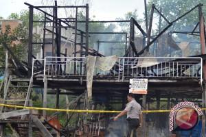 Rumah Warga Nunukan Dibakar Oknum Tidak Dikenal