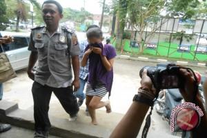 Lima Tahanan Polsekta Samarinda Utara Melarikan Diri