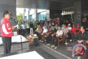 Wagub : Tingkatkan kesehatan dan Silaturahmi