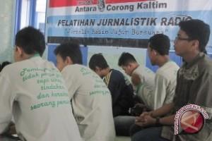 Peminat   Pelatihan Jurnalistik Radio Cukup Tinggi