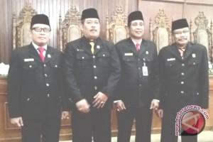 Abdullah Dilantik Sebagai Ketua Dprd Balikpapan
