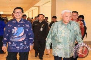 Menteri Agraria Siap Jadi Wakil Kalimantan di Pusat