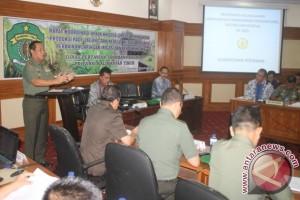Pemprov Kaltim Libatkan TNI