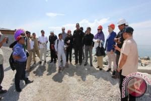 Komisi I Sidak Pembangunan Podomoro Land Balikpapan