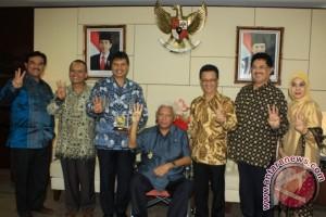 Manajemen PT Badak NGL Sowan ke Gubernur