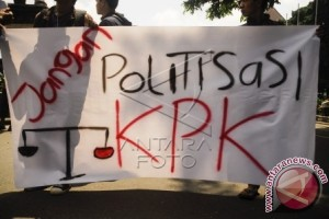 Fakultas Hukum Unmul Tolak Revisi UU KPK
