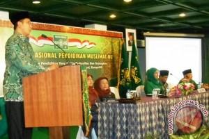 "Menag-Muslimat Tanda Tangani Kerja Sama ""Home Reading"""