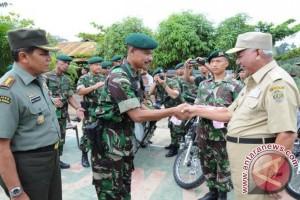 Kaltim Bertekad Bangun Perbatasan Bekerjasama dengan TNI