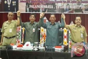BPMPD Se-Kalimantan Sepakat Percepat Pembangunan Desa