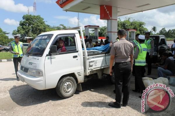 Polres Penajam tindak tegas pelaku penyelewengan BBM
