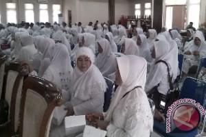 Kutai Timur Berangkatkan 133 Calon Haji