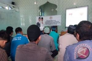 Hadi Mulyadi  Sosialisasikan Empat Pilar Berbangsa