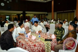Manajemen Badak NGL Buka Bersama Jajaran FKPD Bontang