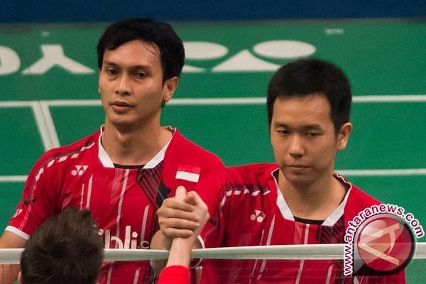 Tim Thomas Indonesia terhenti di semifinal