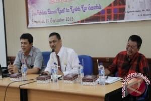 Disparekraf Samarinda Gelar Sosialisasi Filateli Kepada Pelajar