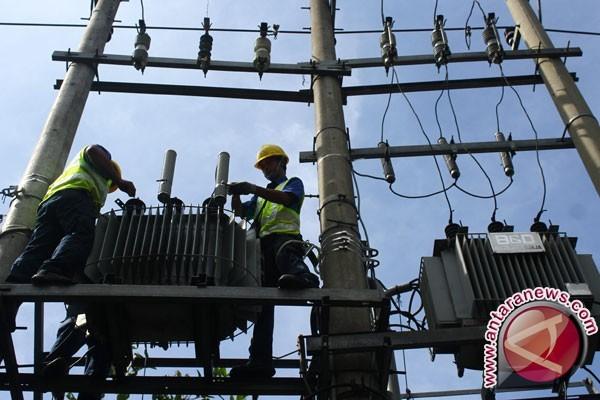 Pasokan listrik sistem Mahakam-Barito cukup untuk Penajam