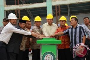 Pembangunan Masjid Nurul Ittihad Bontang Dimulai