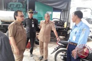 Komisi II Sidak WTP Lhoktuan Terkait Pasokan Air Bersih