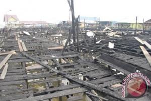 Bantuan Korban Kebakaran di Bontang Terus Mengalir