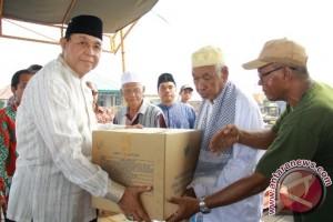 Pemkot Bantu Puluhan Korban Kebakaran Bontang Kuala