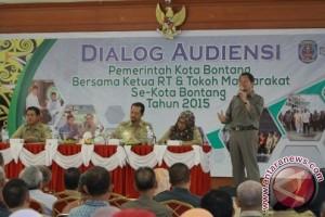 Wawali Gelar Dialog dengan Ketua RT se-Bontang