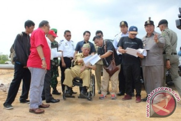Gara-gara defisit, Pembebasan lahan proyek NTSP ditunda