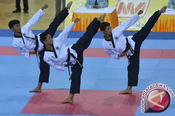 Taekwondoin Kaltim Ruhil mengaku sedih berlebaran di luar negeri