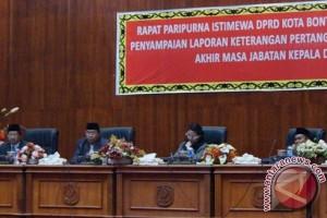 DPRD Bontang Bentuk Pansus LKPj Wali Kota