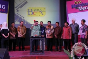 Wali Kota Buka Bontang Education Expo 2015