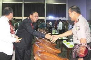 Wali Kota Bontang Hadiri Rakornas Pemantapan Pilkada
