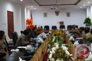 Komisi I Bahas Kesepakatan Penanganan Kampung Sidrap
