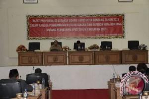 Wali Kota: Harga Gas Picu Penurunan APBD Bontang
