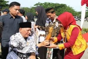 "Bunda PAUD Bontang Raih ""Kaltim Education Award"""