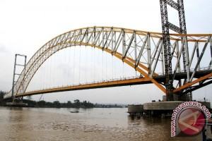 Kementerian PUPR Keluarkan Surat Laik Jembatan Kartanegara