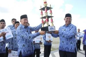 Wali Kota Bontang Kembali Minta PNS Jaga Netralitas