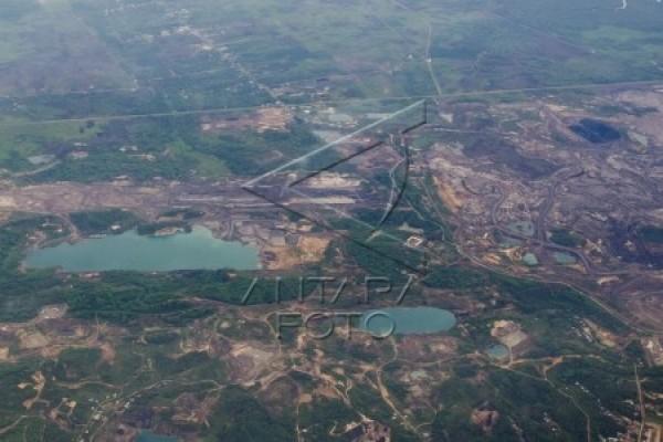 DAS Karang Mumus Samarinda Dikepung 25 Tambang