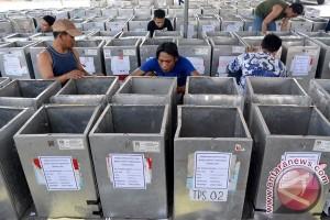 Pemilu 2019 Penajam gunakan kotak suara transparan