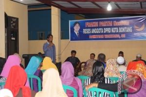 Bakhtiar: Pembangunan Berkelanjutan Butuh Dukungan Warga