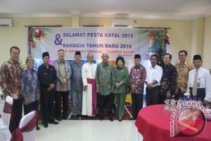 Gubernur Ajak Umat Katolik Ciptakan Situasi Kondusif Daerah
