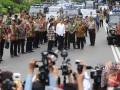 Jokowi Tinjau Lokasi