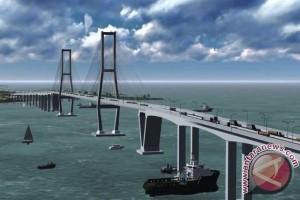 Biaya Pembangunan Jembatan Penajam-Balikpapan Pengaruhi Tarif Kendaraan